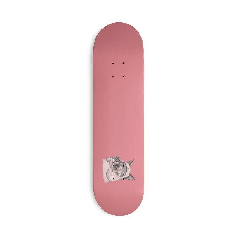 Cheese original(mini) Accessories Skateboard by makapa's Artist Shop