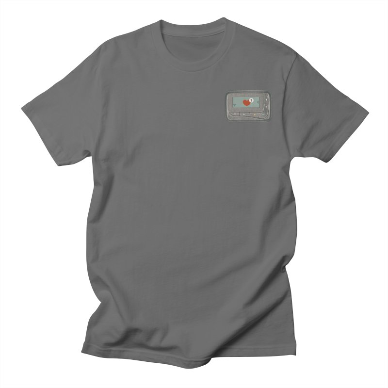 You have a new love (mini) Men's T-Shirt by makapa's Artist Shop