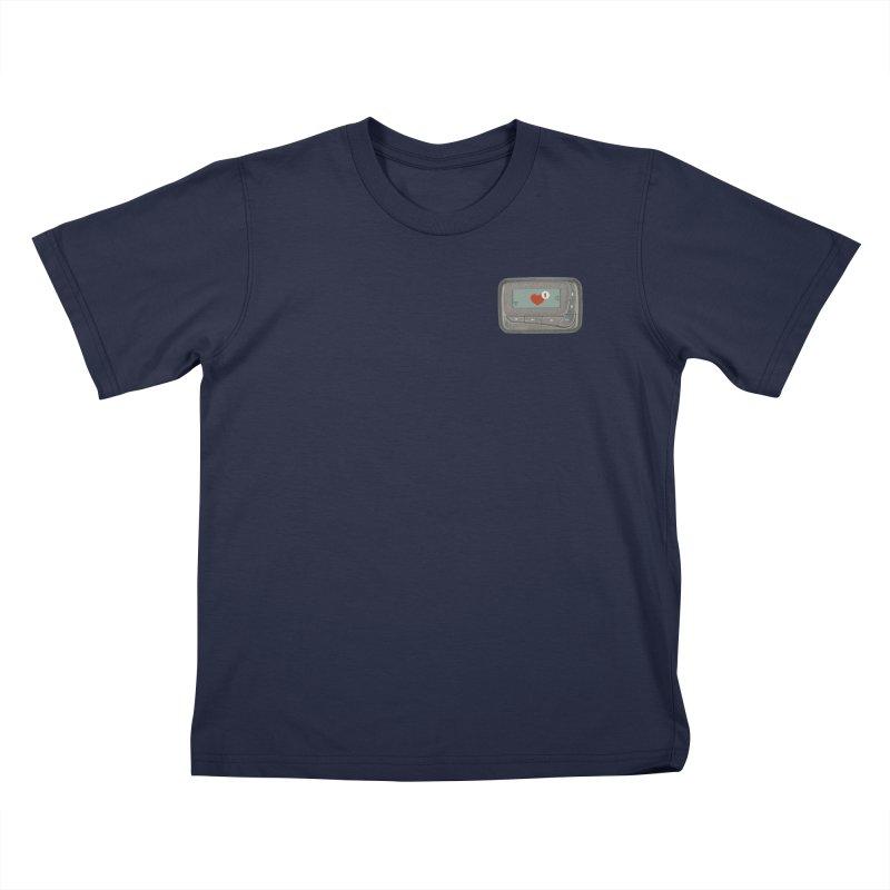 You have a new love (mini) Kids T-Shirt by makapa's Artist Shop