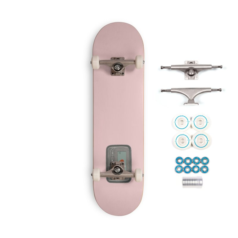 You have a new love (mini) Accessories Skateboard by makapa's Artist Shop