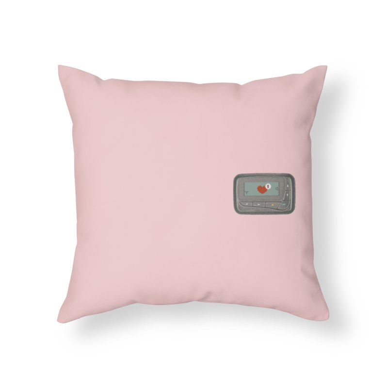 You have a new love (mini) Home Throw Pillow by makapa's Artist Shop