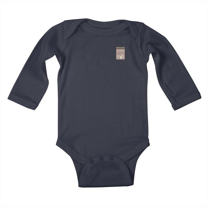 Happiness maker (mini) Kids Baby Longsleeve Bodysuit by makapa's Artist Shop