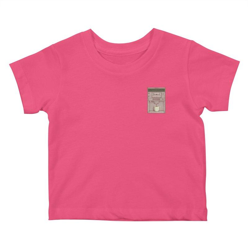 Happiness maker (mini) Kids Baby T-Shirt by makapa's Artist Shop