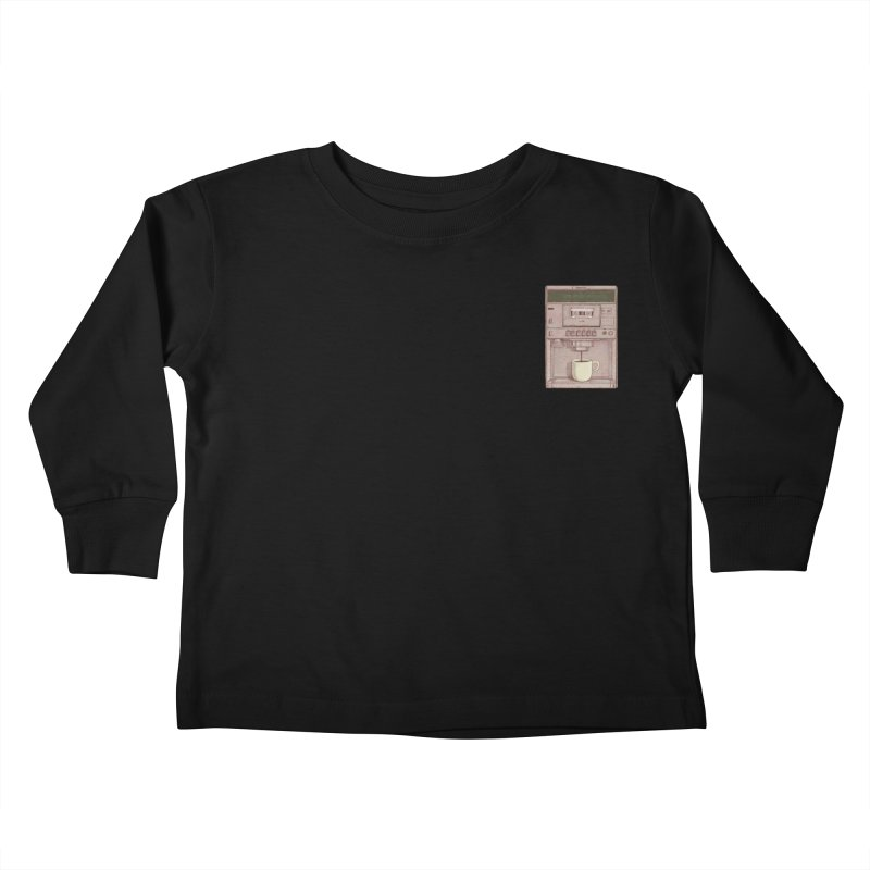 Happiness maker (mini) Kids Toddler Longsleeve T-Shirt by makapa's Artist Shop