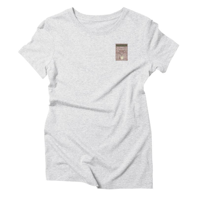 Happiness maker (mini) Women's T-Shirt by makapa's Artist Shop