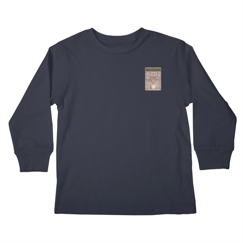 Happiness maker (mini) Kids Longsleeve T-Shirt by makapa's Artist Shop