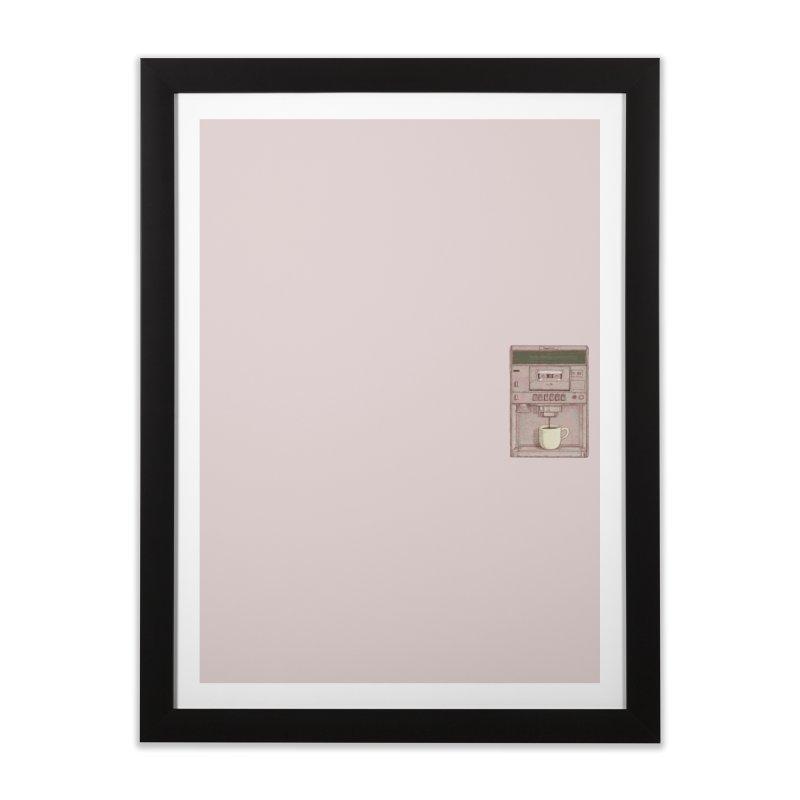 Happiness maker (mini) Home Framed Fine Art Print by makapa's Artist Shop