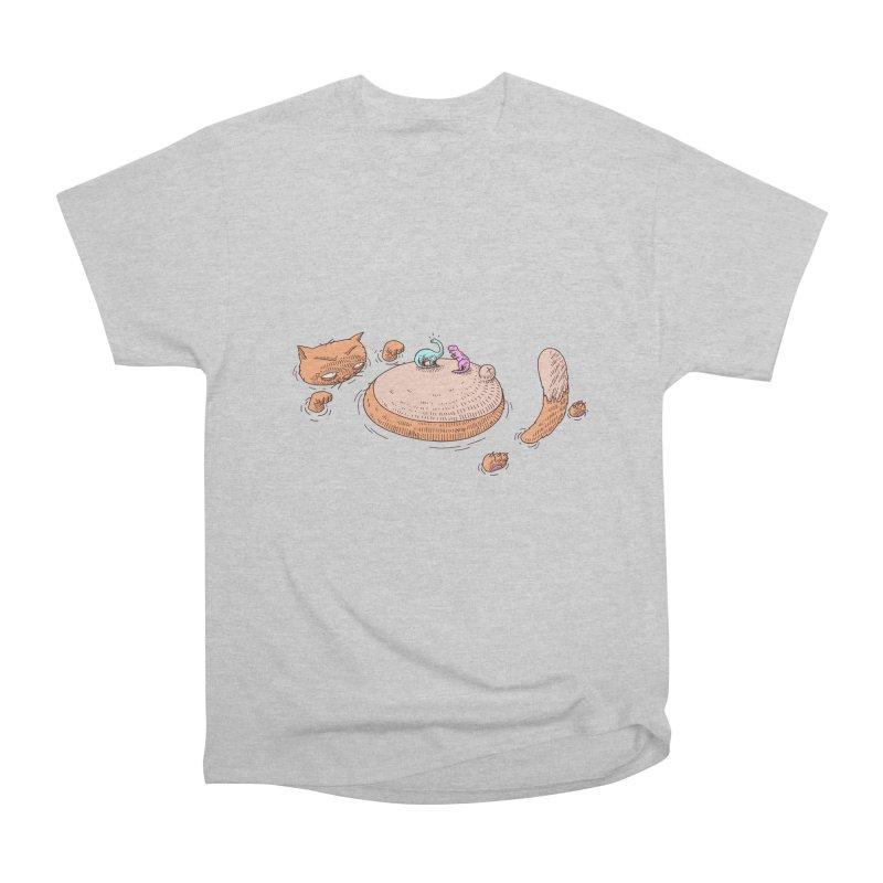 Catnosaur Men's T-Shirt by makapa's Artist Shop