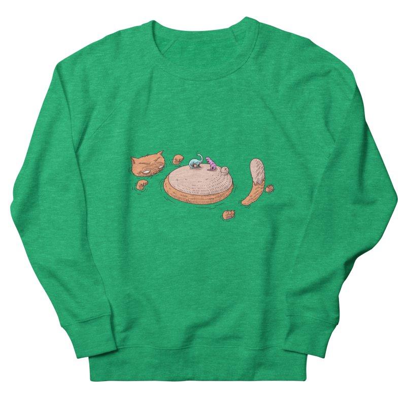 Catnosaur Women's Sweatshirt by makapa's Artist Shop