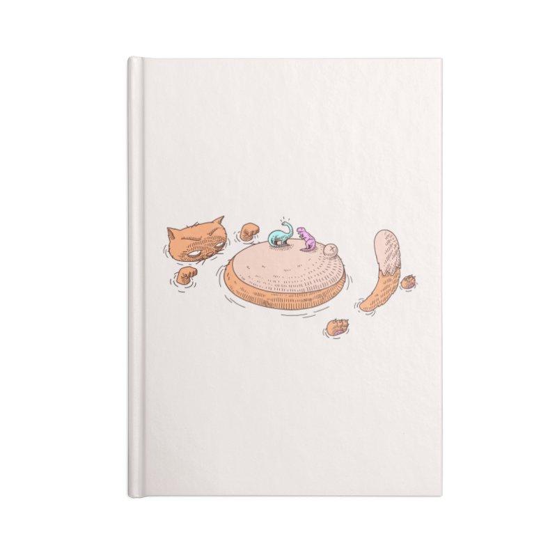 Catnosaur Accessories Notebook by makapa's Artist Shop