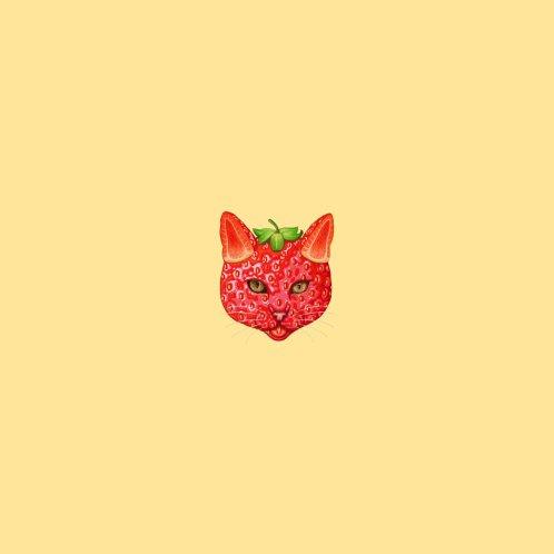Design for Strawberry cat (mini)