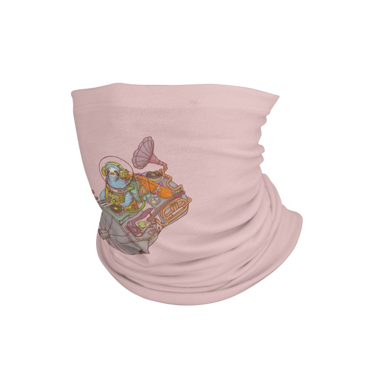 Chill space Accessories Neck Gaiter by makapa's Artist Shop