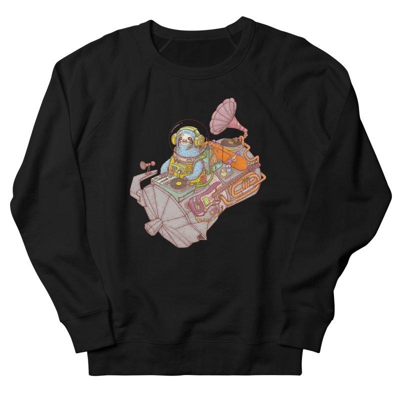 Chill space Men's Sweatshirt by makapa's Artist Shop
