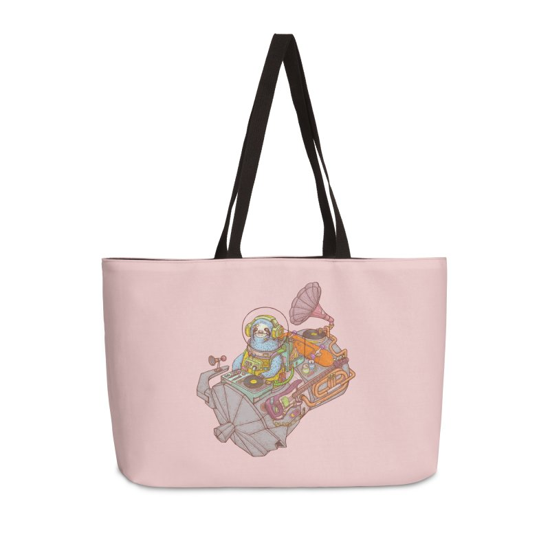 Chill space Accessories Bag by makapa's Artist Shop