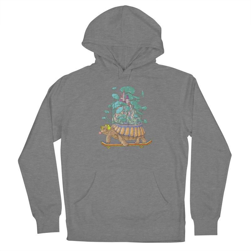 Turtle's moving castle 02 Women's Pullover Hoody by makapa's Artist Shop