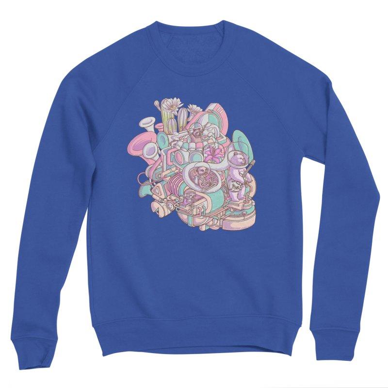 Smooth jazz spaceship Women's Sweatshirt by makapa's Artist Shop