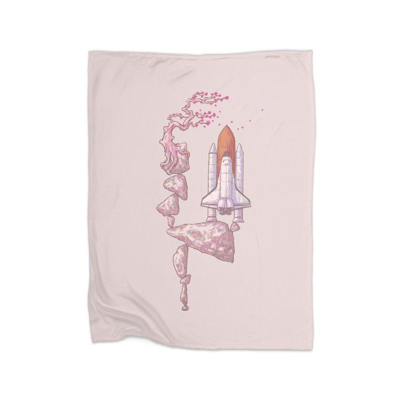 Zen of gravity 02 Home Blanket by makapa's Artist Shop