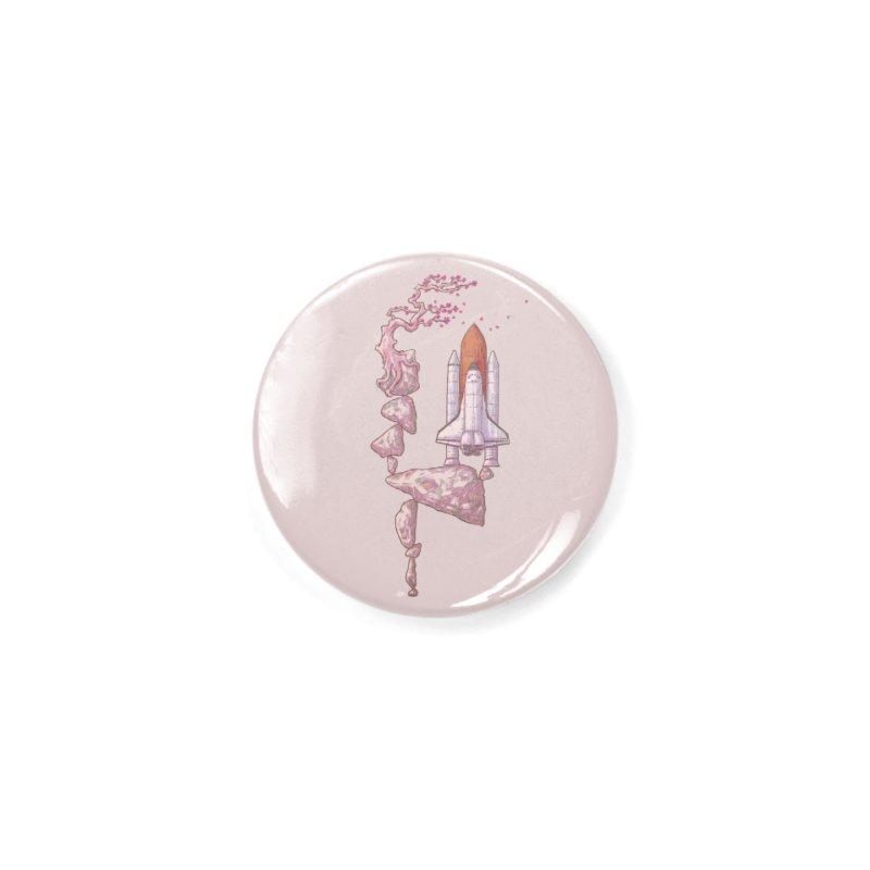 Zen of gravity 02 Accessories Button by makapa's Artist Shop