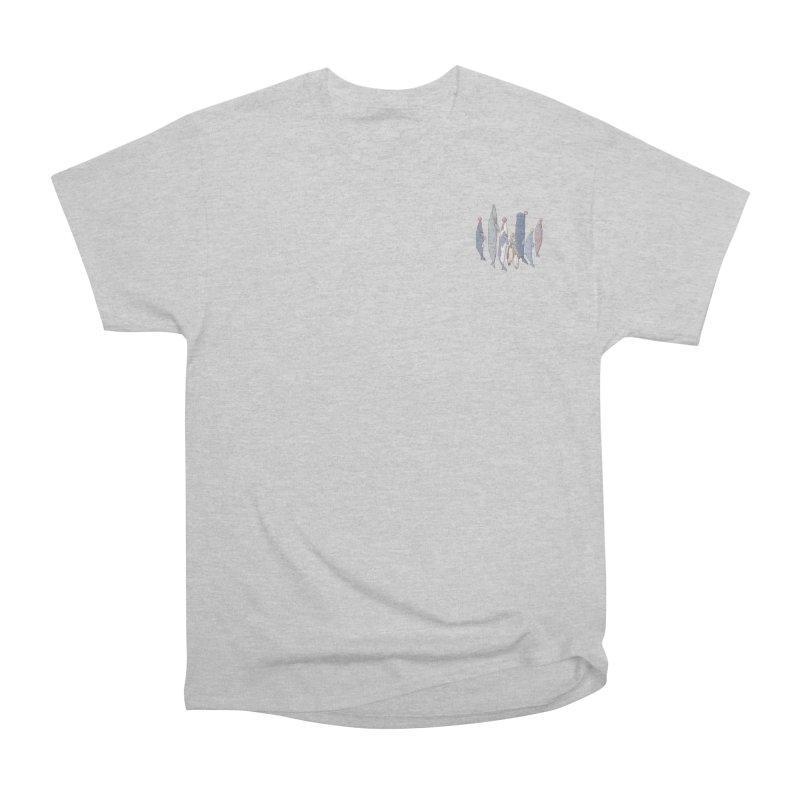 Sleepwalking sea (mini) Men's T-Shirt by makapa's Artist Shop