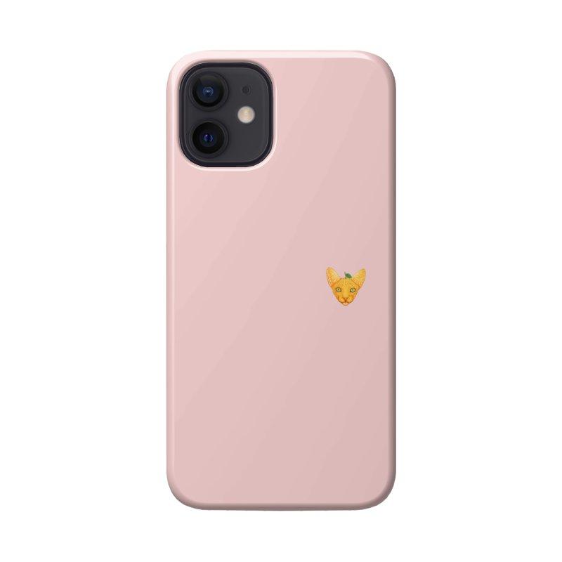 Orange cat (mini) Accessories Phone Case by makapa's Artist Shop