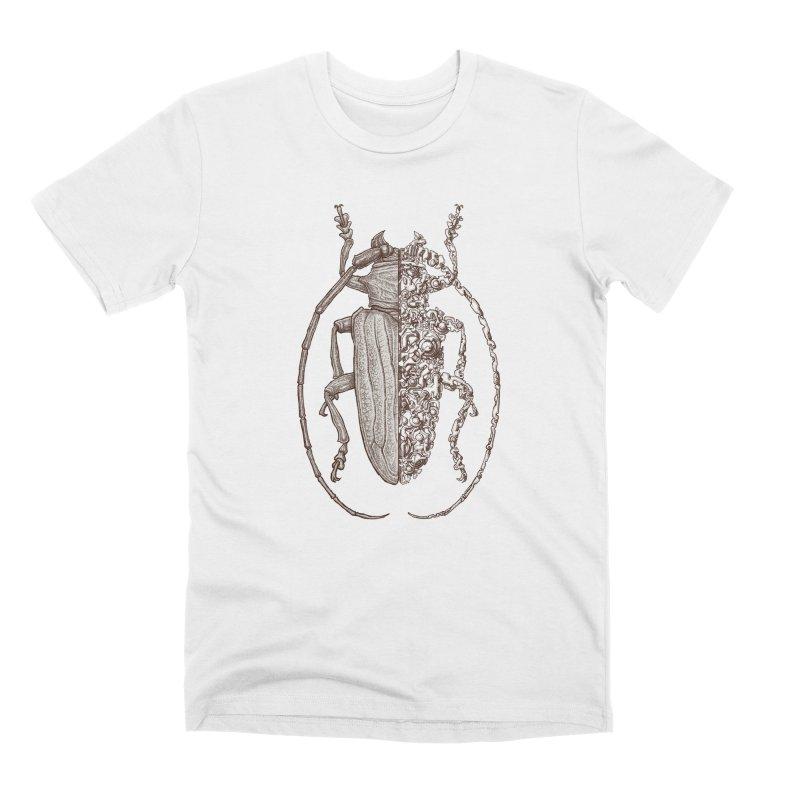 Sternotomis sci-fly Men's T-Shirt by makapa's Artist Shop