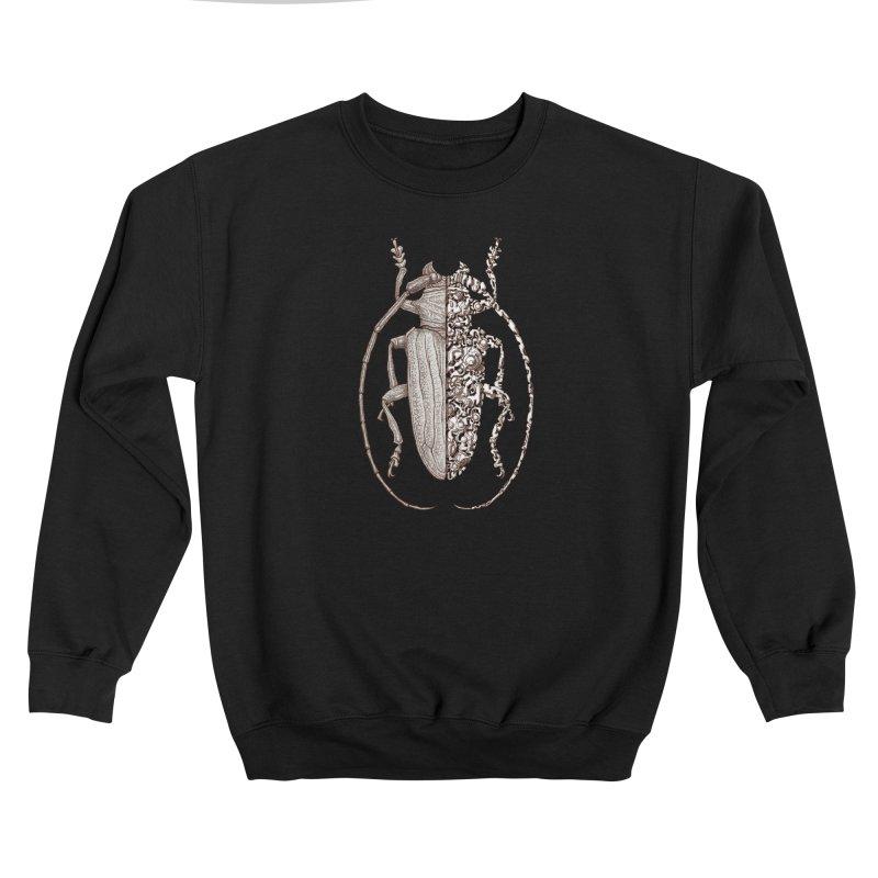 Sternotomis sci-fly Men's Sweatshirt by makapa's Artist Shop