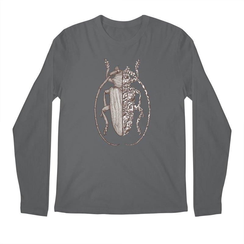Sternotomis sci-fly Men's Longsleeve T-Shirt by makapa's Artist Shop