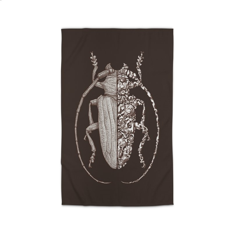 Sternotomis sci-fly Home Rug by makapa's Artist Shop