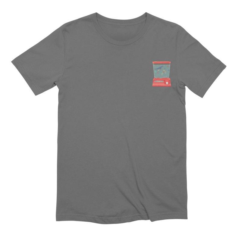 Water ring toss dream(mini) Men's T-Shirt by makapa's Artist Shop