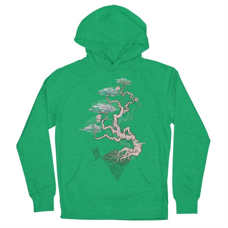 aesthetic future Women's French Terry Pullover Hoody by makapa's Artist Shop