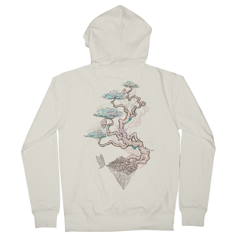 aesthetic future Women's French Terry Zip-Up Hoody by makapa's Artist Shop