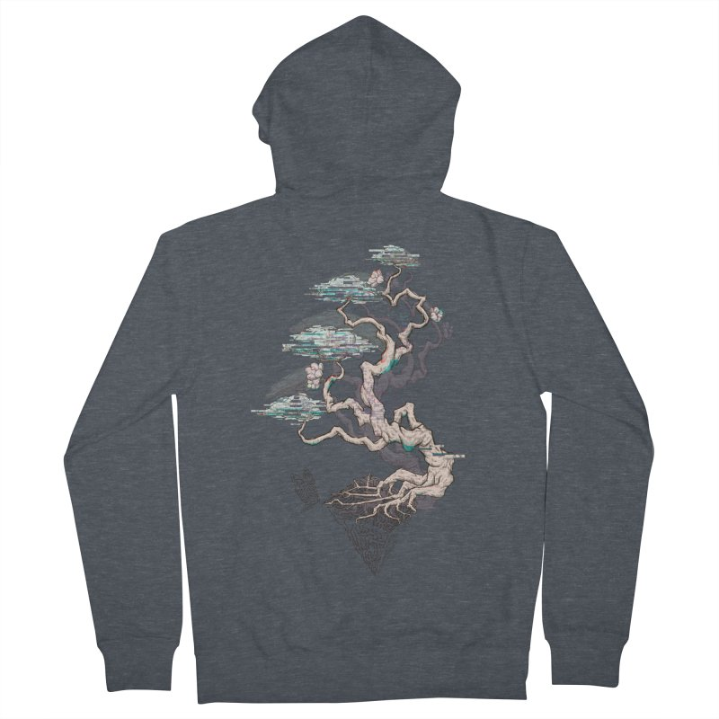 aesthetic future Men's French Terry Zip-Up Hoody by makapa's Artist Shop