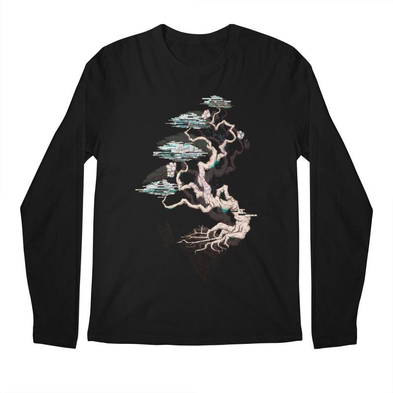 aesthetic future Men's Longsleeve T-Shirt by makapa's Artist Shop