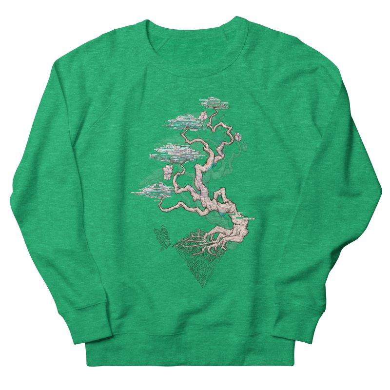 aesthetic future Women's French Terry Sweatshirt by makapa's Artist Shop