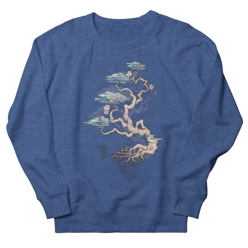 aesthetic future Men's French Terry Sweatshirt by makapa's Artist Shop