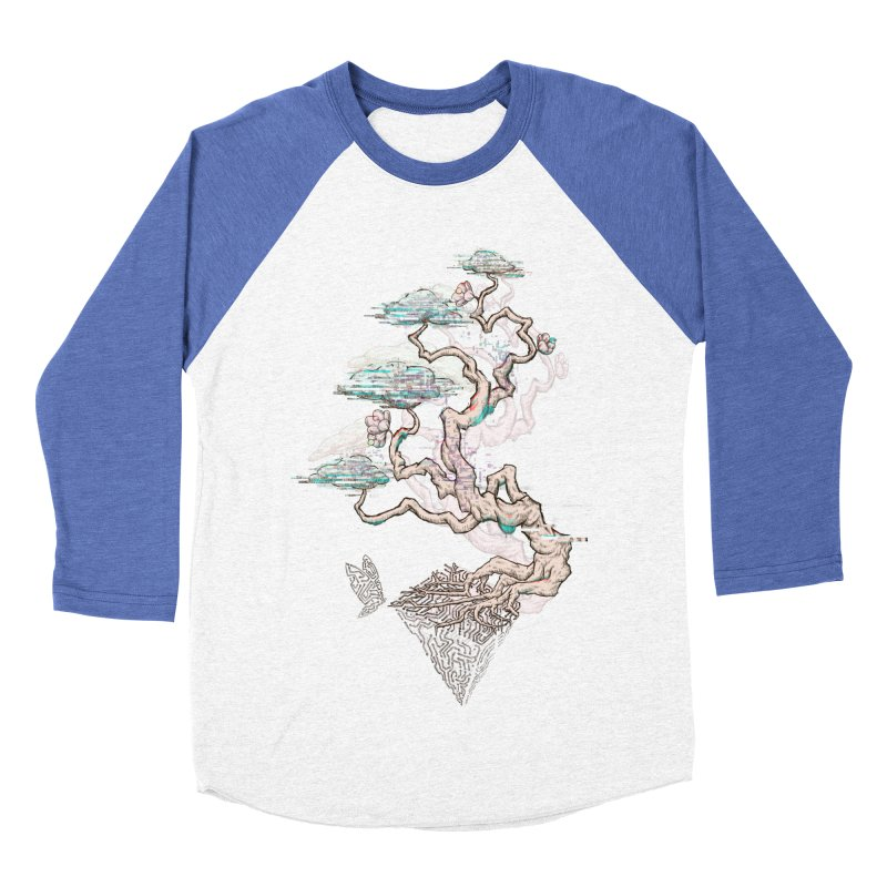 aesthetic future Women's Baseball Triblend T-Shirt by makapa's Artist Shop