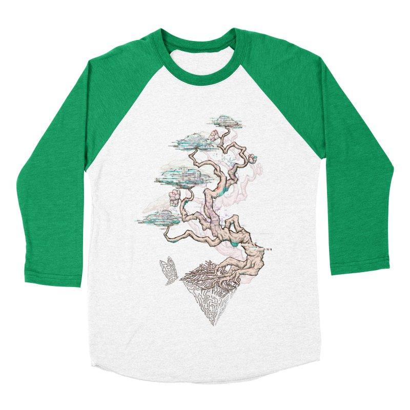 aesthetic future Women's Baseball Triblend Longsleeve T-Shirt by makapa's Artist Shop
