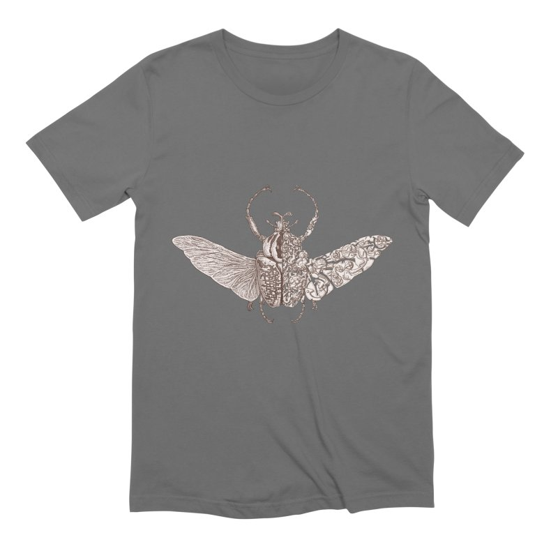 Pure bug sci-fly no.8 Men's T-Shirt by makapa's Artist Shop