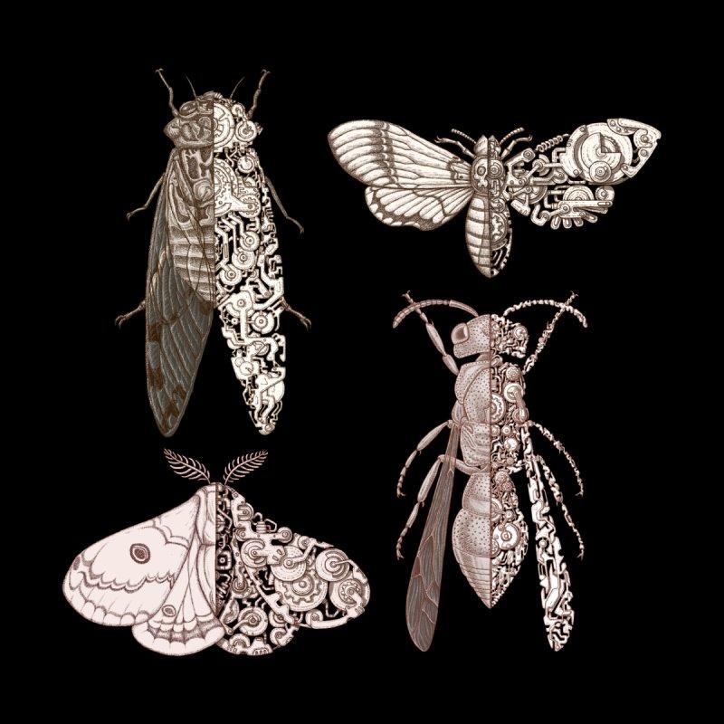 4 sci-fly set 01 Women's Zip-Up Hoody by makapa's Artist Shop