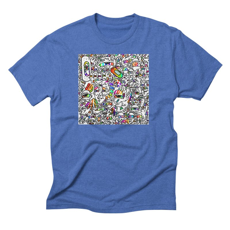 Love pride freedom Men's T-Shirt by makapa's Artist Shop