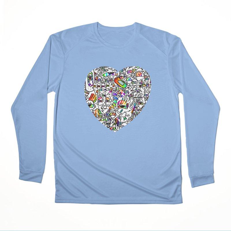 Love pride freedom 2 Men's Longsleeve T-Shirt by makapa's Artist Shop