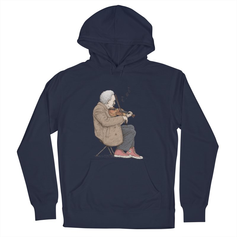 holiday of the scientist Men's Pullover Hoody by makapa's Artist Shop