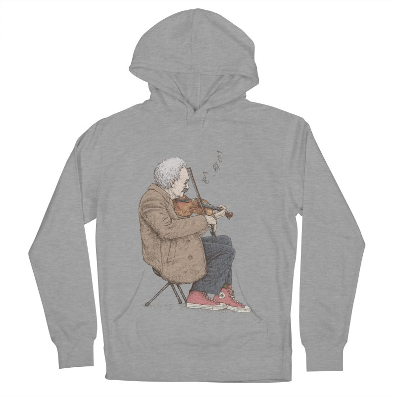 holiday of the scientist Women's French Terry Pullover Hoody by makapa's Artist Shop