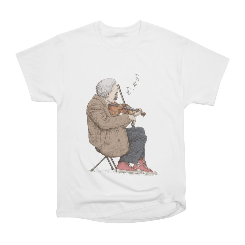 holiday of the scientist Men's Classic T-Shirt by makapa's Artist Shop
