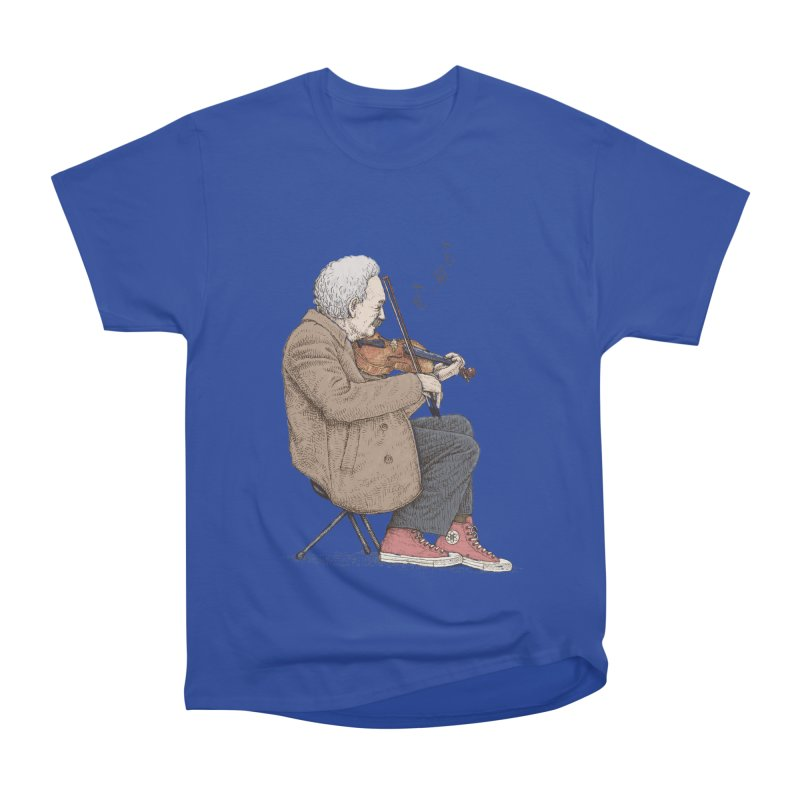 holiday of the scientist Men's Heavyweight T-Shirt by makapa's Artist Shop