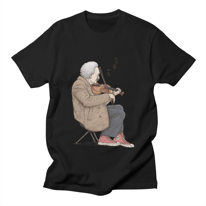 holiday of the scientist Women's Unisex T-Shirt by makapa's Artist Shop