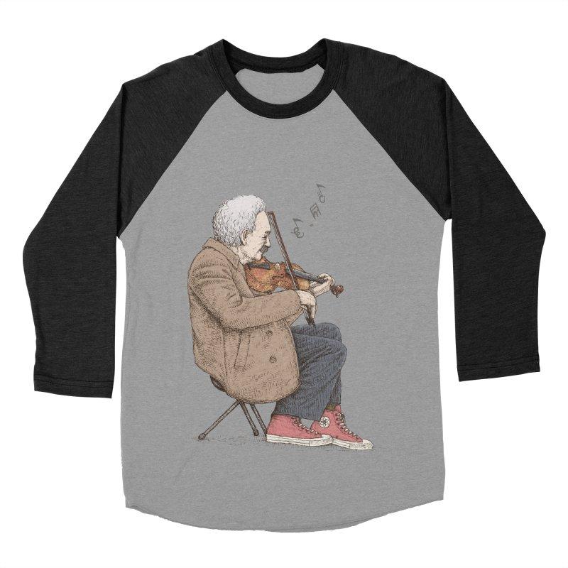 holiday of the scientist Women's Baseball Triblend Longsleeve T-Shirt by makapa's Artist Shop
