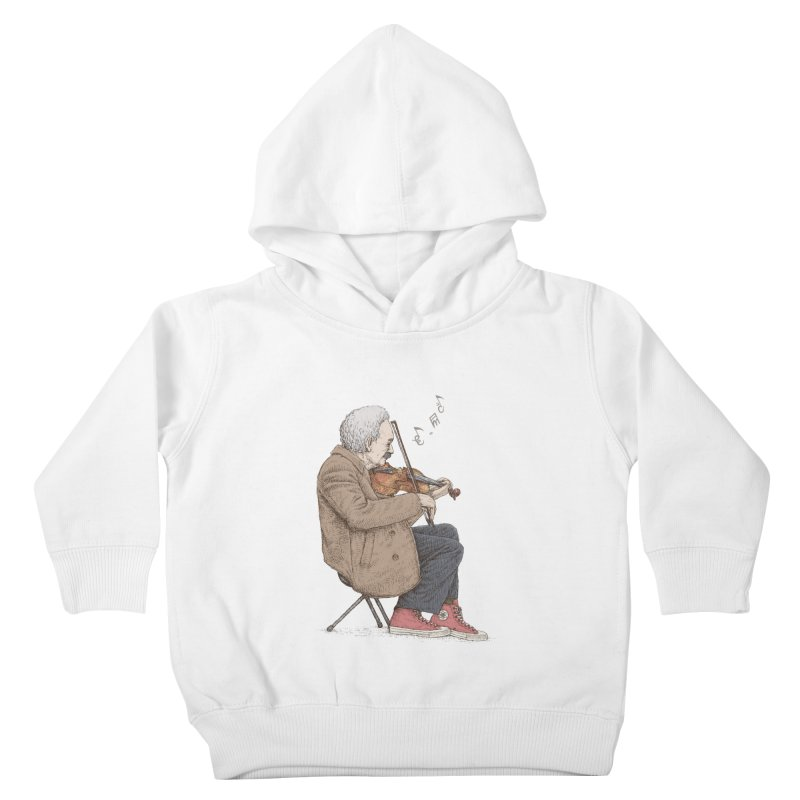 holiday of the scientist Kids Toddler Pullover Hoody by makapa's Artist Shop