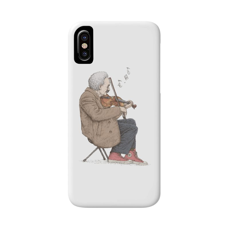 holiday of the scientist Accessories Phone Case by makapa's Artist Shop