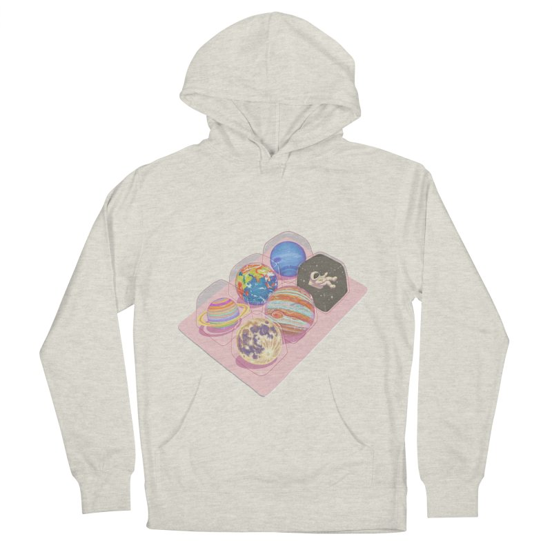 universe space pack Men's Pullover Hoody by makapa's Artist Shop